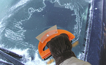 ice shark ice scraper