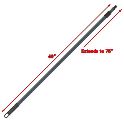 Adjustable Extension Pole