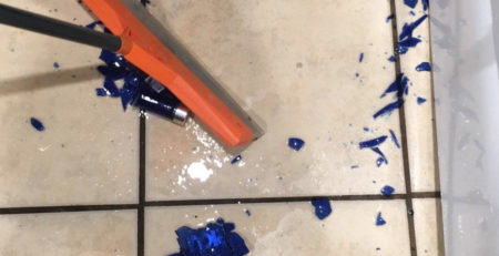 10,000 Uses for Water Blades #61: The Skyy is Falling
